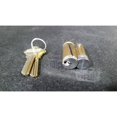 Schlage 23-030-6 Full Size Interchangeable Core Satin Chrome