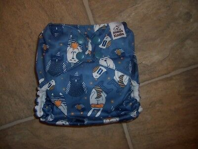 Story Time  Mama Koala cloth diaper w/ insert  .