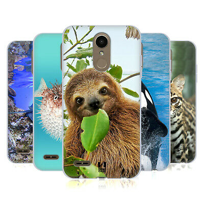 Head Case Designs Famous Animals Soft Gel Case For Lg Phones 1