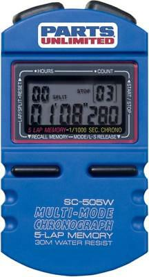 Parts Unlimited Multi Mode Stopwatch