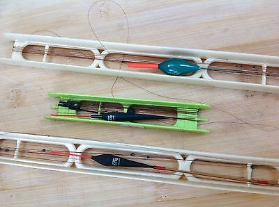 3 Pole rigs  on winders hand made & 4 spare winders