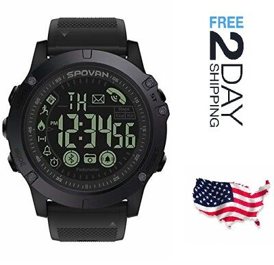 T1 Tact - Military Grade Super Tough Smart Watch Every Guy in Israel - USA STOCK