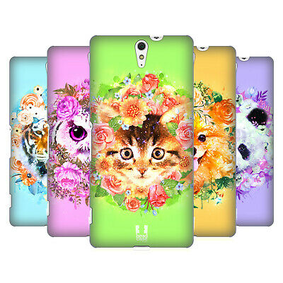 Head Case Designs Enchanted Animals Hard Back Case For Sony Phones 2