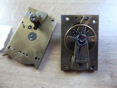 Good Vintage Platform Escapements Parts For A Clockmaker