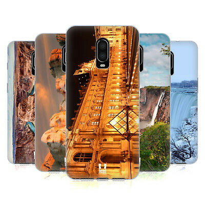 Head Case Designs Famous Landmarks Soft Gel Case For Amazon Asus Oneplus