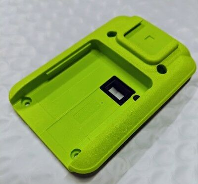 Motorola Minitor VI 6 Rear Housing - GREEN