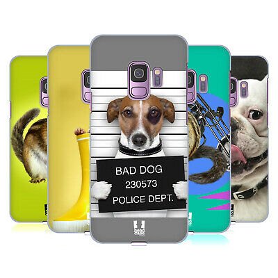 Head Case Designs Funny Animals Hard Back Case For Samsung Phones 1