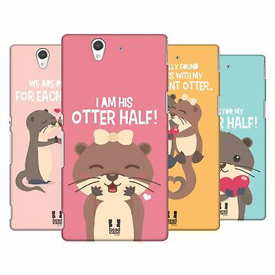 Head Case Designs My Significant Otter Hard Back Case For Sony Phones 3