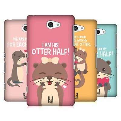 Head Case Designs My Significant Otter Hard Back Case For Sony Phones 4