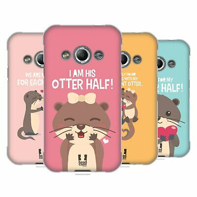 Head Case Designs My Significant Otter Soft Gel Case For Samsung Phones 4