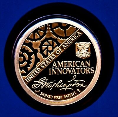 2018 S American Innovation $1 Proof Coin IN HAND READY TO SHIP