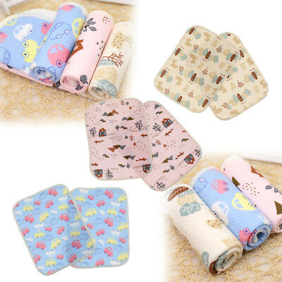 Baby Infant Waterproof Urine Mat & Changing Pad Cover Change Sheet Diaper Bed