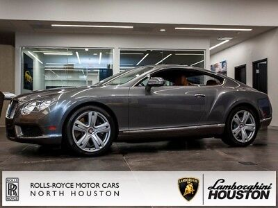 2014 Bentley Continental GT V8