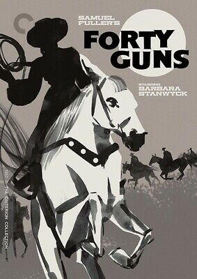 Forty Guns DVD