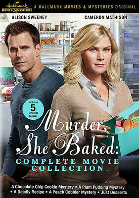 Murder She Baked: Complete Collection DVD