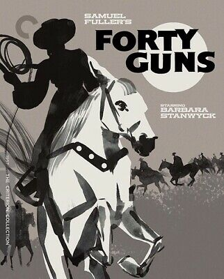 Forty Guns Blu-ray