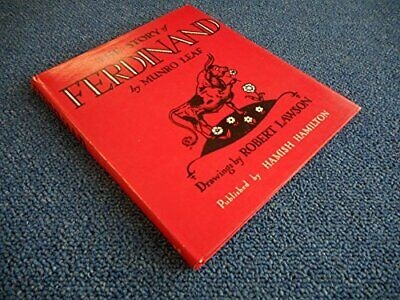 The Story of Ferdinand by Munro Leaf Hardback Book The Cheap Fast Free Post