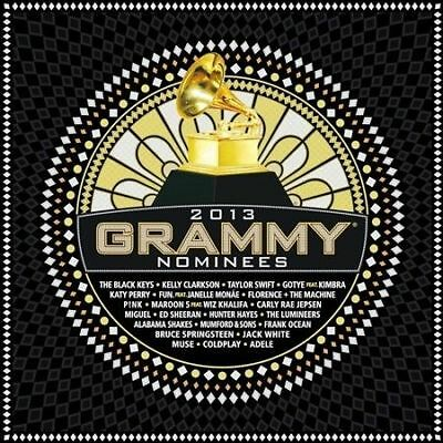2013 GRAMMY NOMINEES [Various Artists] (CD) - NEW! AWESOME! Take a L@@K!