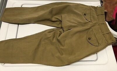 Official Boy Scouts Of America Breeches Vintage Very Nice Shape