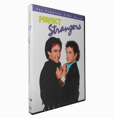 Perfect Strangers The Complete Fifth Season (DVD 2018 ,3-Disc Set)