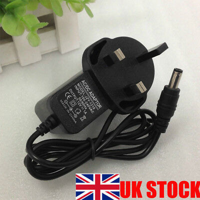 AC 100-240V to DC 12V Power Supply Converter Adapter Charger Transformer UK Plug