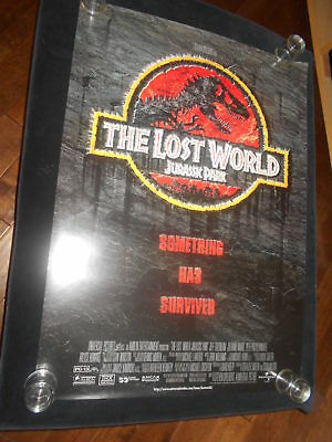 The Lost World Jurassic Park II Original Rolled One Sheet Poster