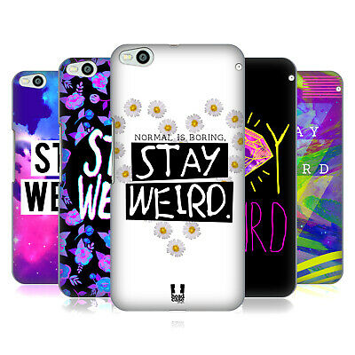 Head Case Designs Stay Weird Back Case For Htc Phones 2