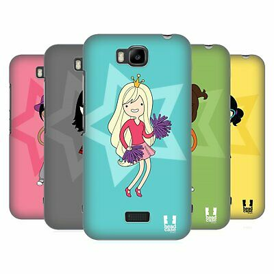 Head Case Designs Female Teen Personalities Hard Back Case For Huawei Phones 2