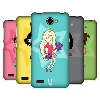 Head Case Designs Female Teen Personalities Hard Back Case For Lenovo Phones