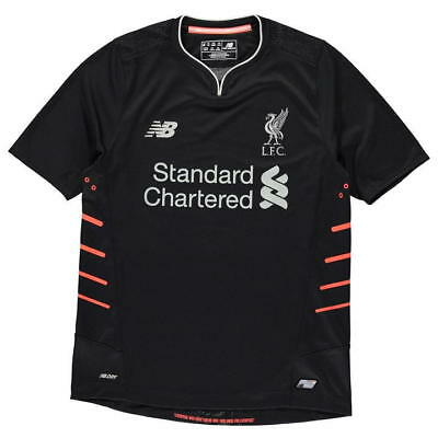 New Balance Liverpool Fußball Authentic Home Trikot Shirt Gr. 128-140-152-164