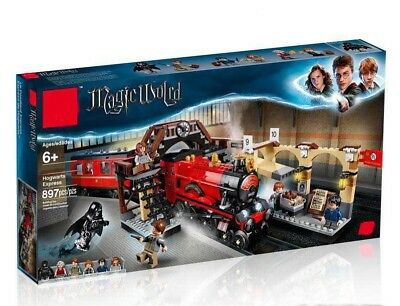 New Lego Harry Potter Hogwarts Express Train Complet (75955) -US Gifts (40%OFF)