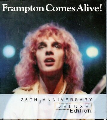 Peter Frampton - Frampton Comes Alive!  25th Anniversary Deluxe Edition - 2 x CD