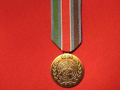 Full Size United Nations Bosnia Medal Unprofor Medal With Ribbon