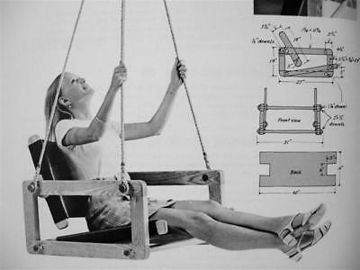 Build Mid Century Modern Woodworking Projects outdoor furniture childrens toys