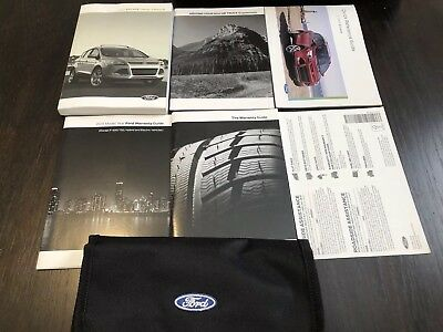 2016 Ford Edge Owners Manual