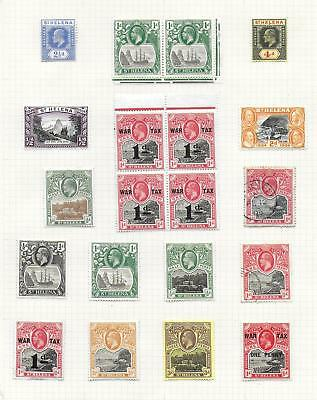 St Helena stamps Collection of 20 CLASSIC stamps HIGH VALUE!