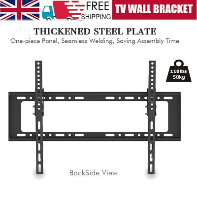 """Universal Table Top TV Stand Pedestal Screen Monitor Riser 22-55"""" for Samsung LG"""
