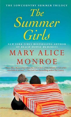 Complete Set Series - Lot of 5 Lowcountry Summer books by Mary Alice Monroe Wind
