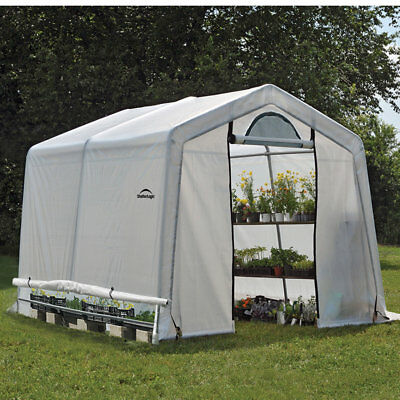 ShelterLogic GrowIT 10 Ft. W x 10 Ft. D Greenhouse
