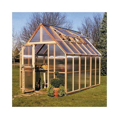 Sunshine Gardenhouse Mt. Hood 6 Ft. W x 12 Ft. D Greenhouse