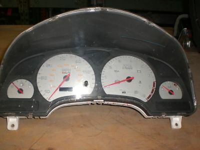 03 04 05 Saturn L Series Sedan Speedometer Cluster Us W/abs 95405