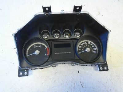 11 Ford F350 Super Duty Speedometer Oem Id Bc3T-10849-Ceb