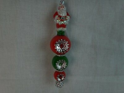 """Patricia Breen """"Pere Debout"""" 2012 red/green #3241 Peachtree Place Exclusive 7"""""""