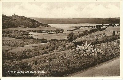Postcard Of Kyle Of Tongue and Castle Varrich, Unposted