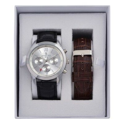 Minster 1949 MN-SET2 Mens Watch and Strap Gift Set