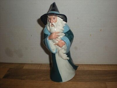 Royal Doulton Lord Of The Rings Middle earth  Figure GANDALF  - HN2911