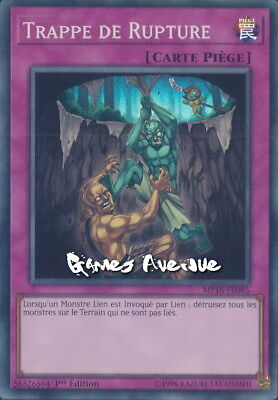 Yu-Gi-Oh ! Trappe de Rupture MP18-FR085 (MP18-EN085) VF/SUPER