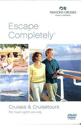 PRINCESS CRUISES... Escape Completely...DVD promo 2009