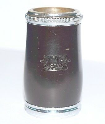 Extremely Rare 1930's Otto Link Master Barrel for Bb Clarinet - Adjustable