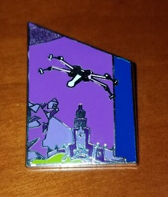 Disney Disneyland 60 Mystery Puzzle Pin Series 4 Star Wars X Wing Fighter LE 550